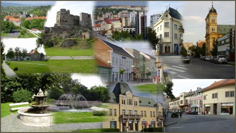 town Levice